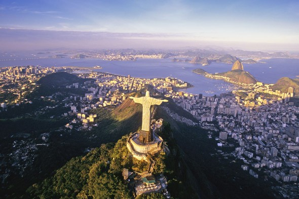 The land of carnivals and world famous beaches Brazil is one of the most popular travel destinations