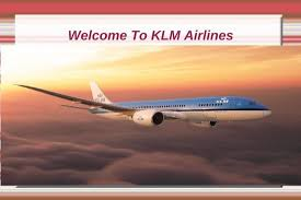 How do i speak to a live person at klm?