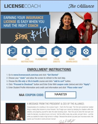 Life Health Insurance Course 50