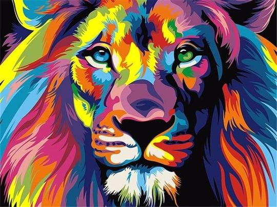 Loin Painting By Numbers