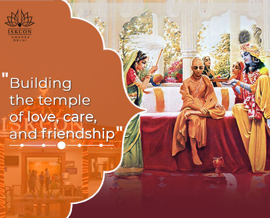 Are you willing to contribute temple donation