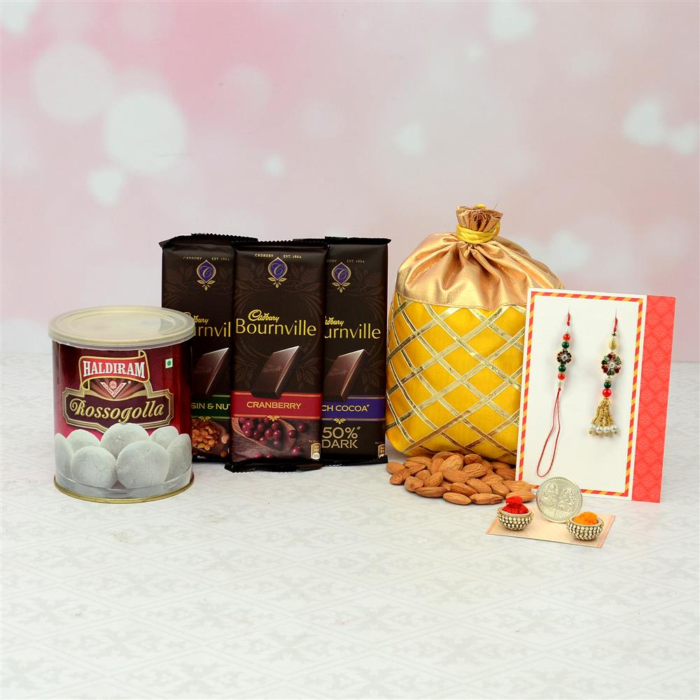 Avail Same Day Delivery of Rakhi Gifts across India OyeGifts