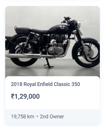 Bikes24 Delivering necessary solutions for buying used bikes in Delhi