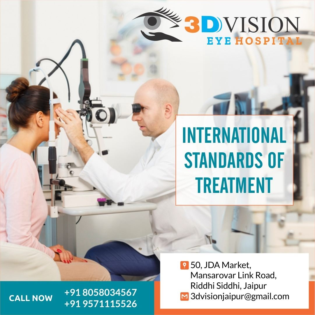 Choose The Best Ophthalmologist in Jaipur For Your Eye Treatment