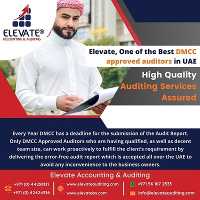 DMCC Approved Auditor