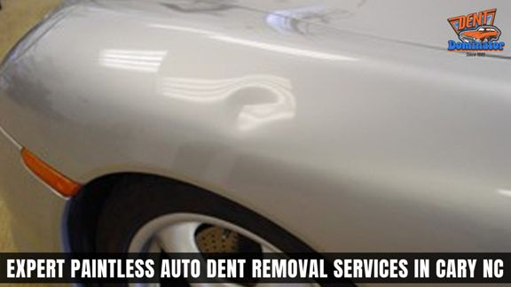 Expert Paintless Auto Dent Removal Services in Cary NC