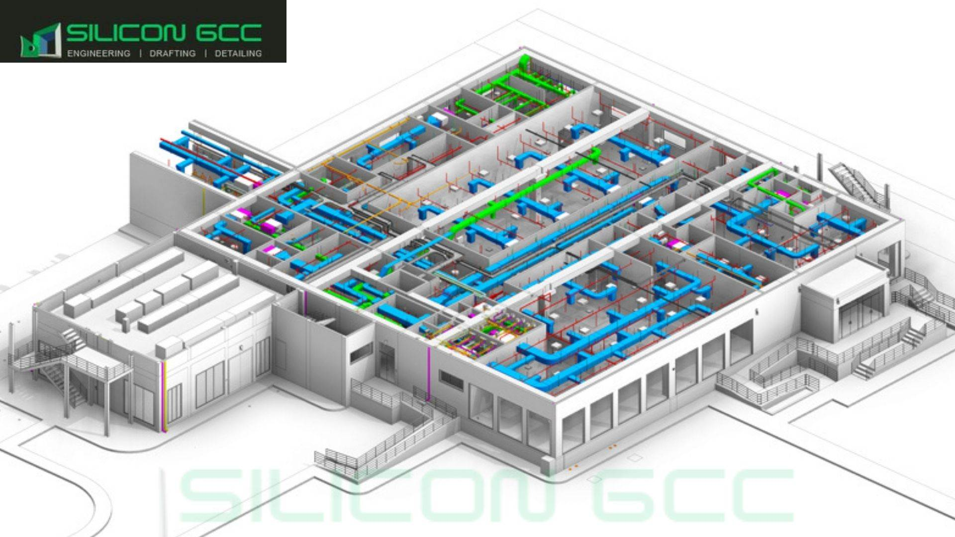 Hire experienced BIM Engineer from S E C D Technical Services LLC