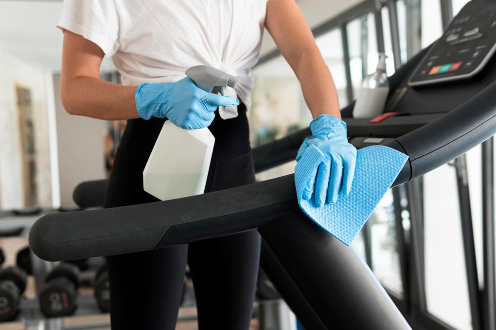 Hire The Best Kildare Cleaning Professional for Gym Cleaning