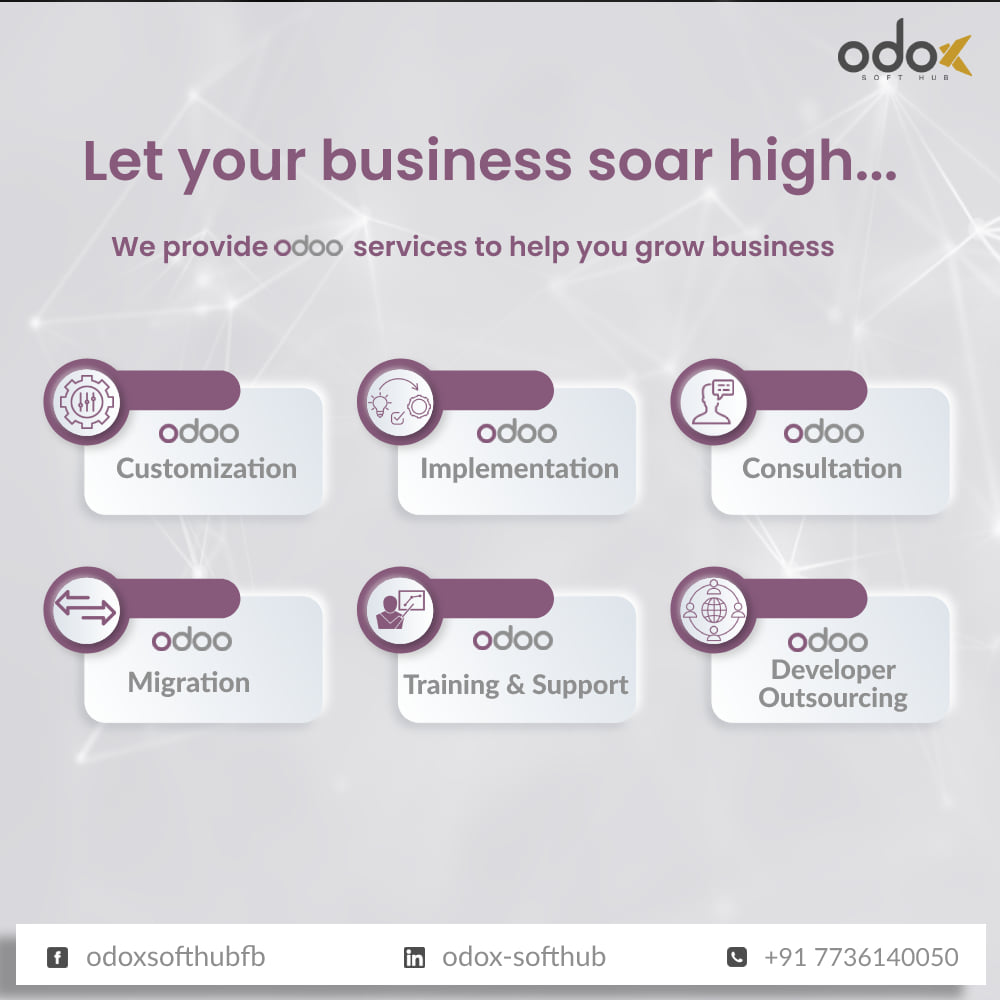 Odoo Implementation and Customization
