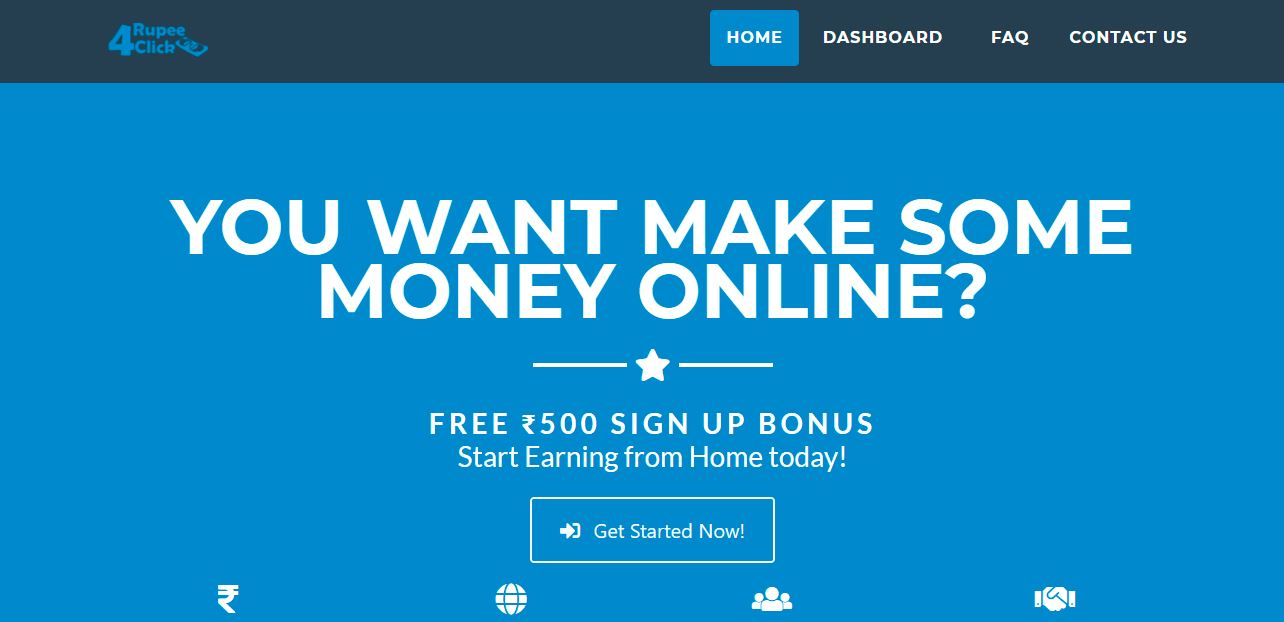 RAPID EARN Work From Home for FREE