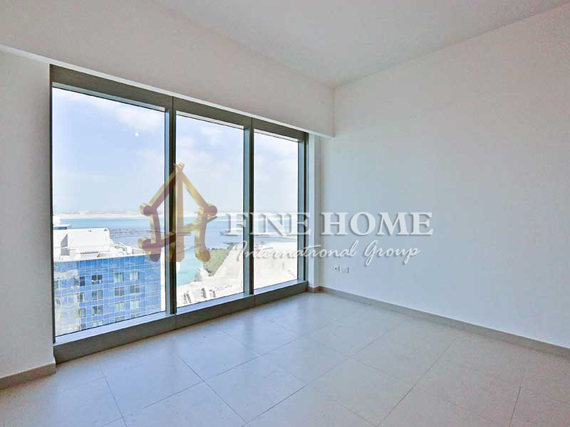 Ready to Move ! Pool Sea View Apartment in Al Reem Island
