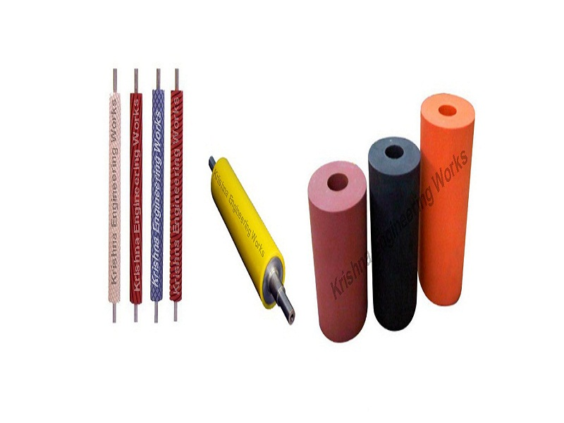 Rubber Rolls India