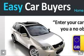 Sell Car For Cash Fast Easycarbuyers