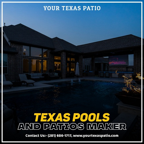 Texas Pools and Patio Maker