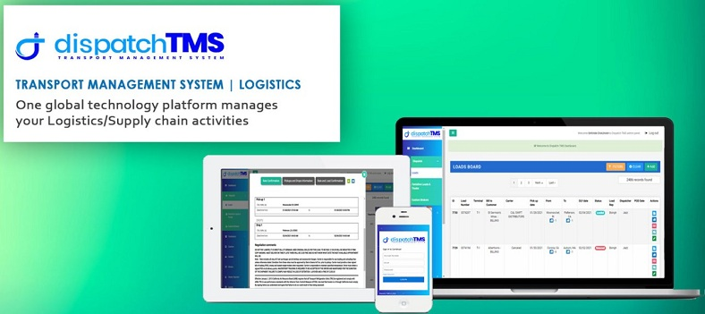 Trucking Software Freight Dispatch System