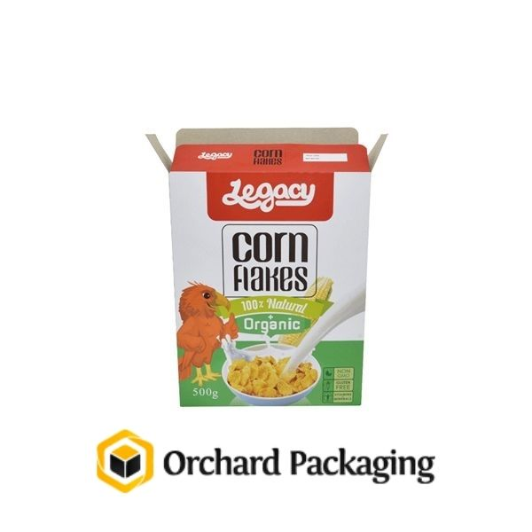 Where to get Ecofriendly Packaging of Blank Cereal Boxes?