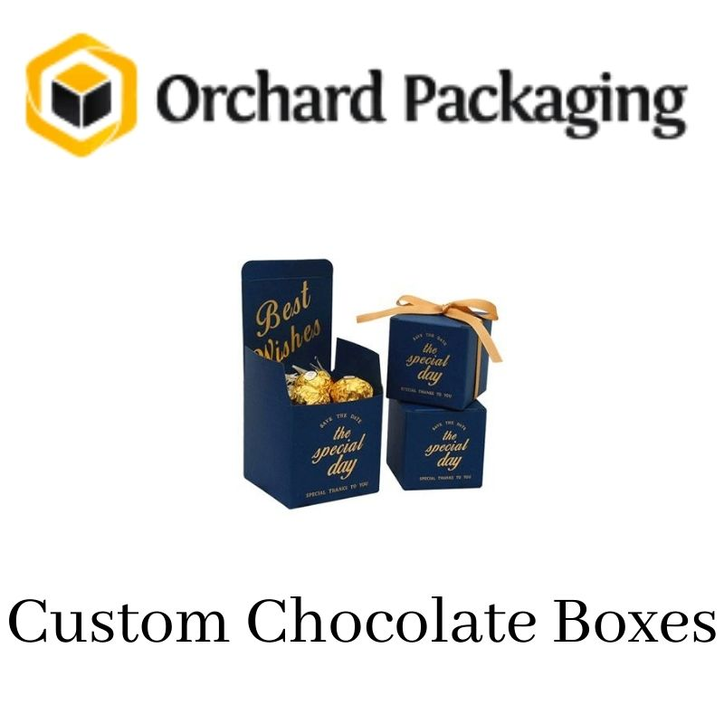 You Can Buy Chocolate Boxes with Free Shipment by Orchard Packaging