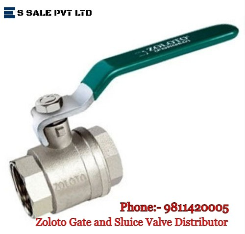Zoloto Brass Ball and Gate Distributor and Wholesaler