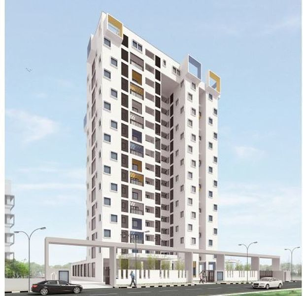 3 BHK Apartment and Penthouse in Hebbal North Bangalore