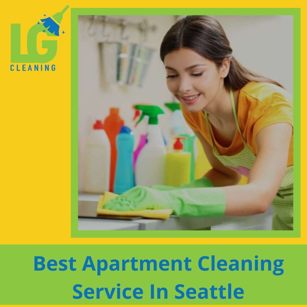 Best Apartment cleaning service in Seattle