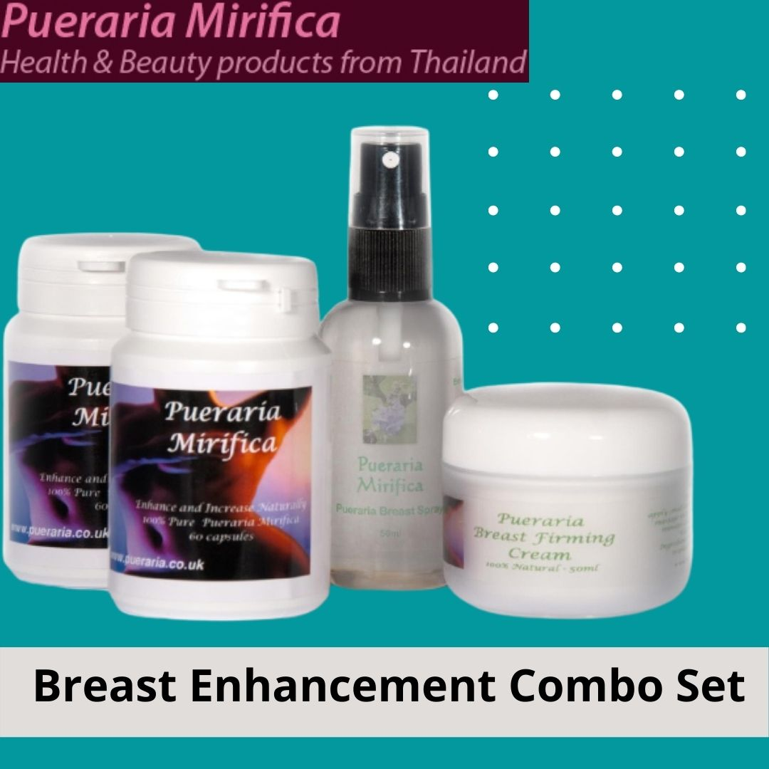 Best Combo Offer of Pueraria Mirifica Breast Enlargement Products