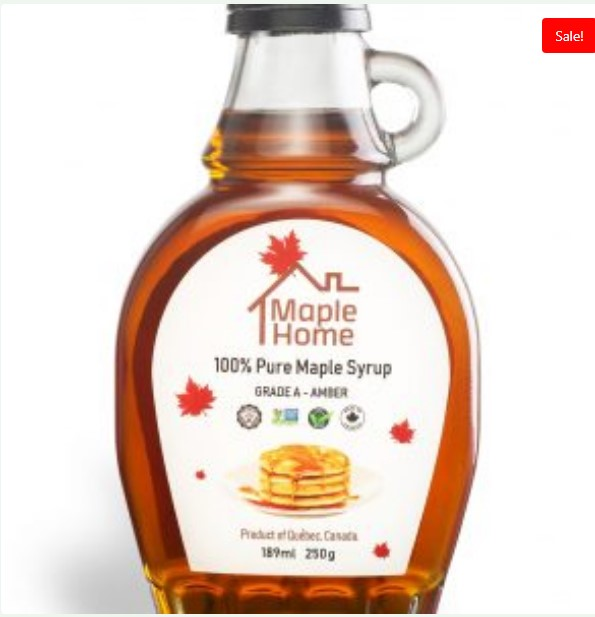Best maple syrup in canada