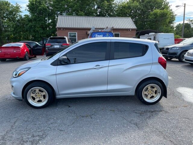 Checkout this 2020 Chevrolet Spark LS a complete beauty