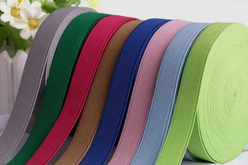 Knitted Elastic Manufacturer in Surat