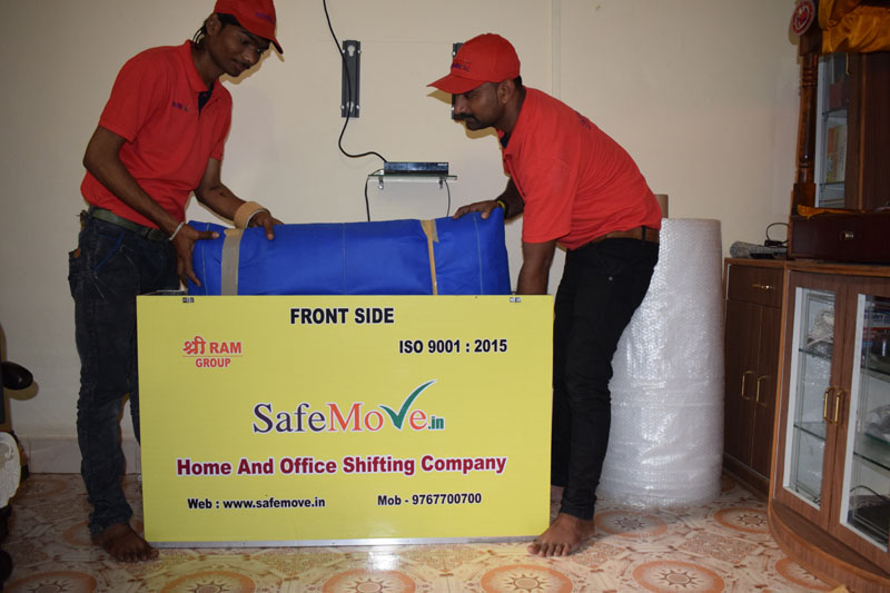 Reliable and Professional Packing and Moving Services in Yerwada