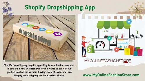 Start dropshipping with Shopify App