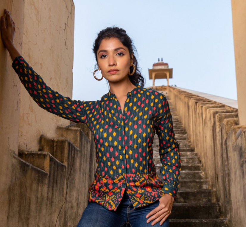 Amazing designs of cotton tops at My Closet Story