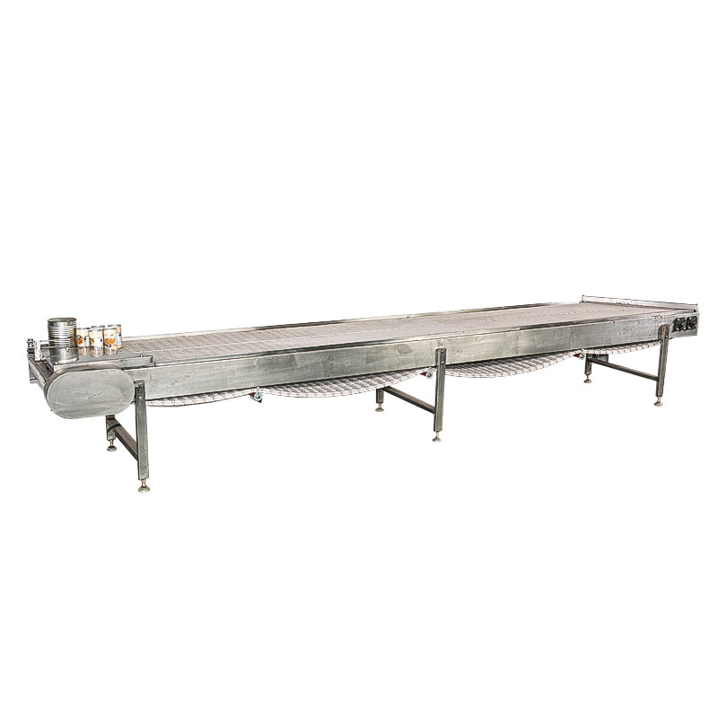 Automatic Can Conveyor Delivery
