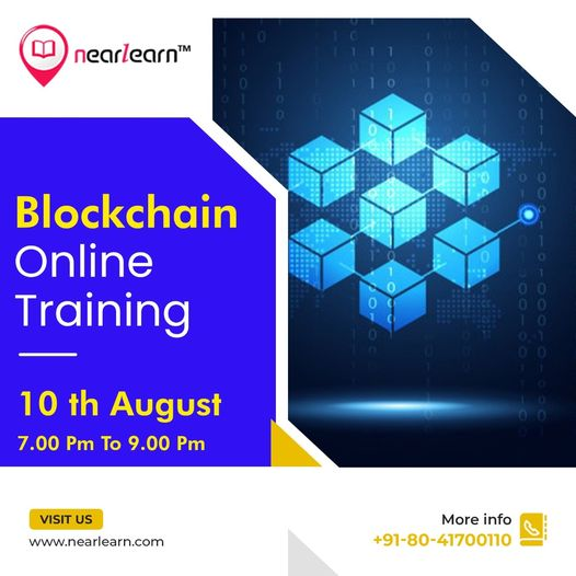 Best block chain course in Bangalore