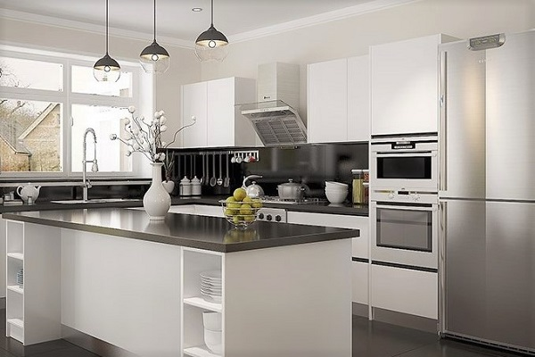 Components of the Modern Storage Kitchen Cabinets