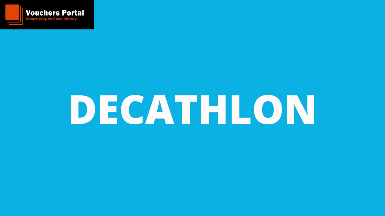 Decathlon coupon and discount for Aug 2021!