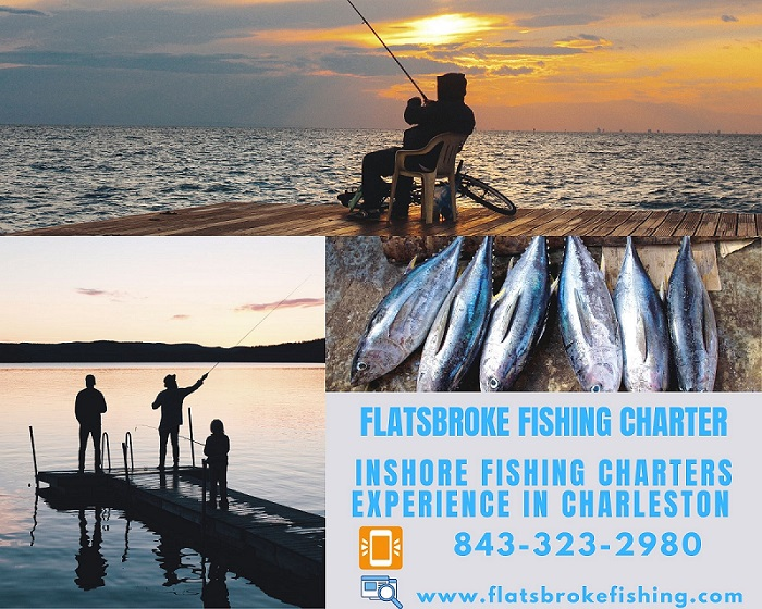 Inshore fishing charters Experience in Charleston