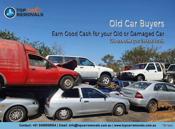 Old Car Buyers Melbourne