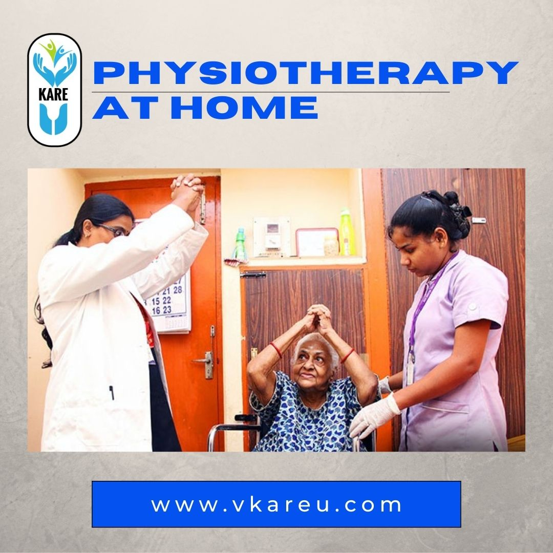Physiotherapy Service at Home