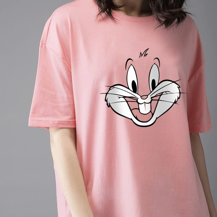 Shop Looses T Shirt for Women at Beyoung