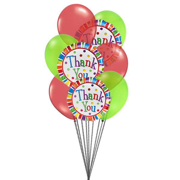 Thank You Balloons Delivery Send Thank You Balloon Gifts Online