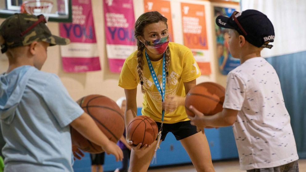 The Adventure in America theme Activity Kids Summer Camps Hale 2021
