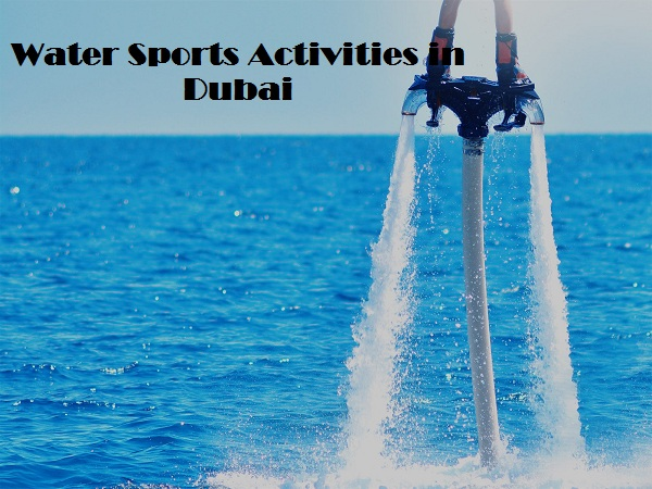 WaterSports Activities in Dubai At The Lowest Prices