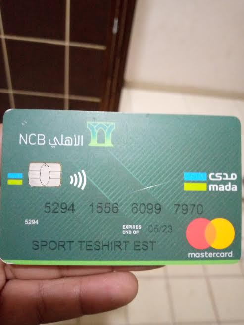 We have specially programmed ATM cards for sale.