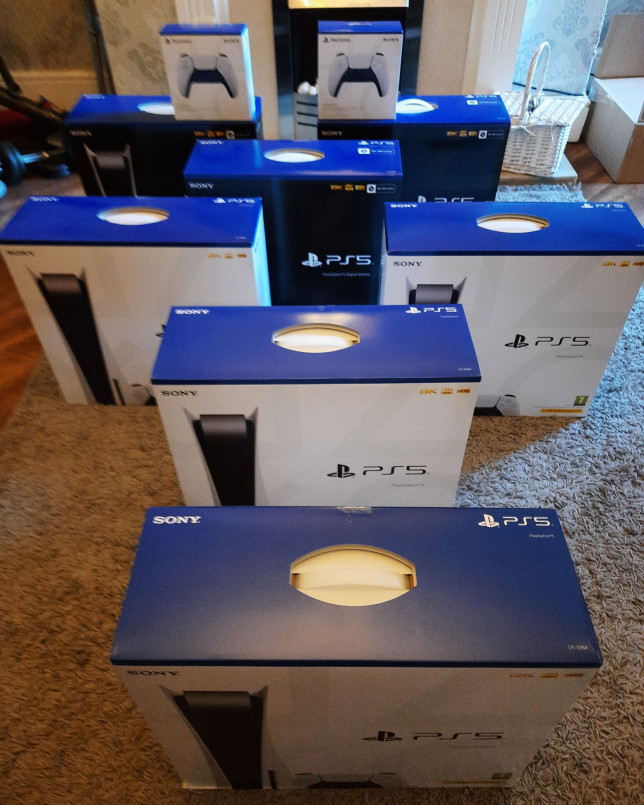 WTS: Playstation 5 Disc Version .... 400