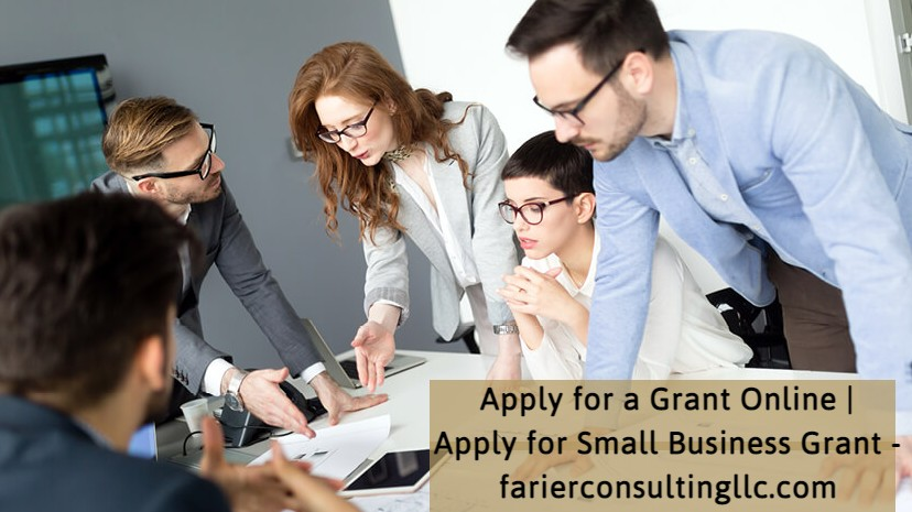 Apply for a Grant Online Apply for Small Business Grant farierconsultingllc...
