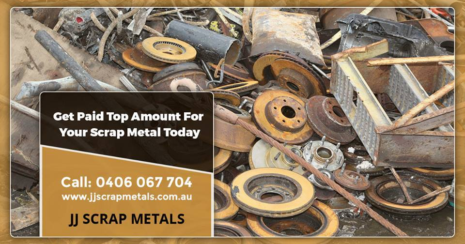 Avail the Best Price for Scrap Metals in Melbourne