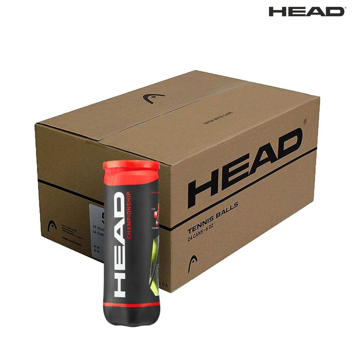 BUY HEAD CHAMPIONSHIP TENNIS BALLS AT BEST PRICE IN INDIA