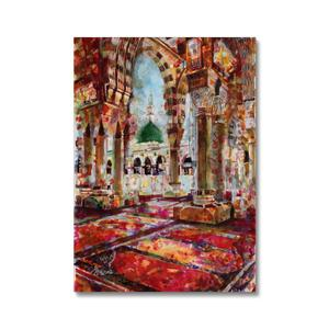 Canvas Paintings Of The Holy Kaaba