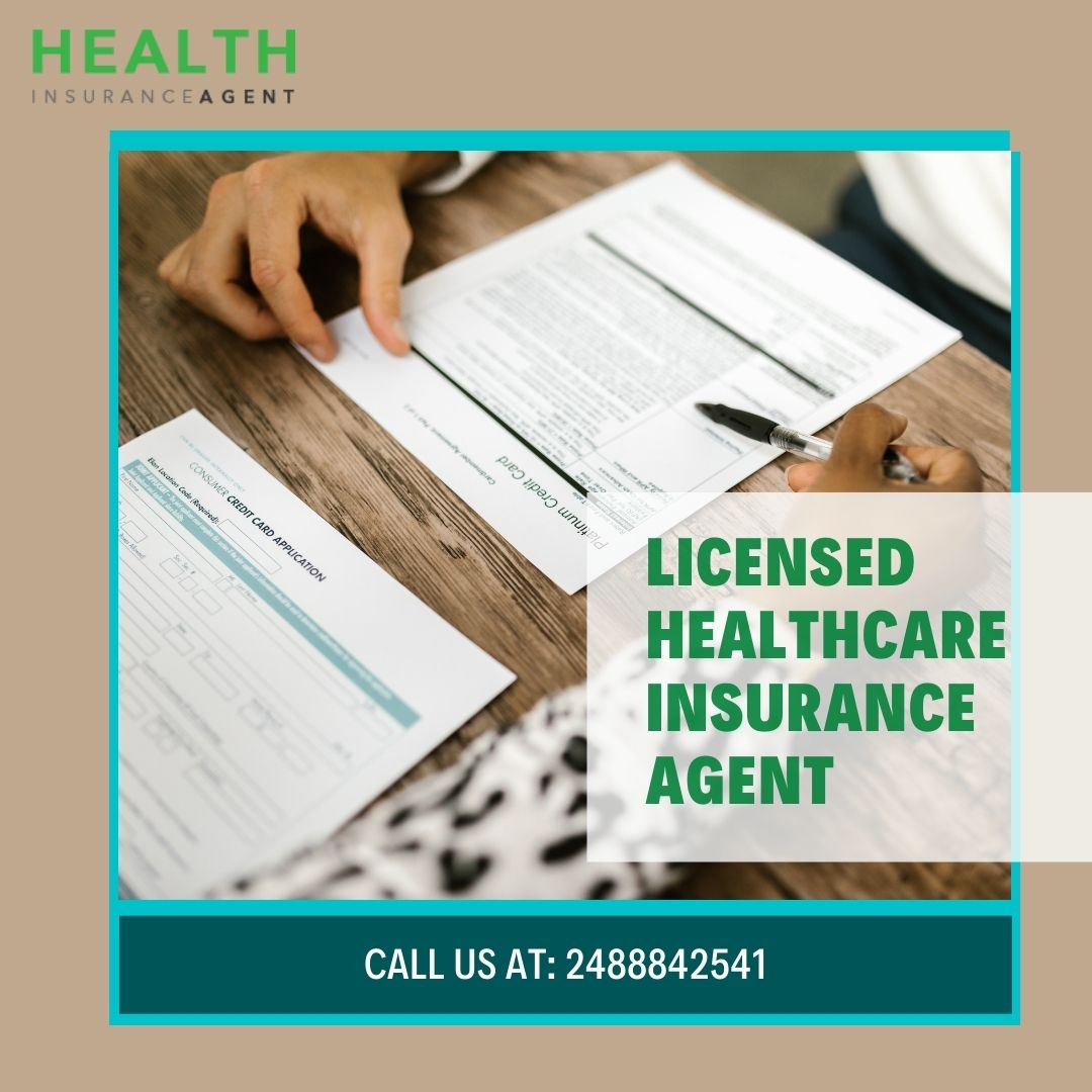 Consult With A Licensed Healthcare Insurance Agent