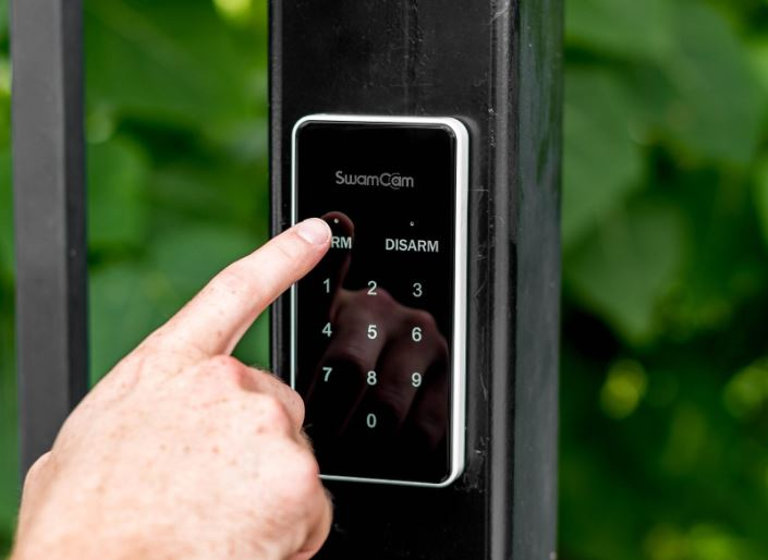 Get the best SwamCam AI Pool Alarm System